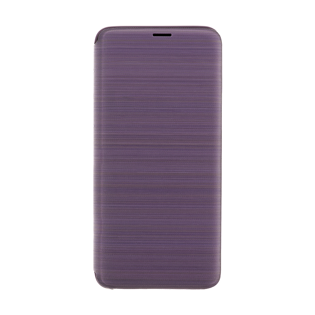 abf70d06d Samsung LED View EF-NG960PV pouzdro flip Samsung Galaxy S9 purple ...