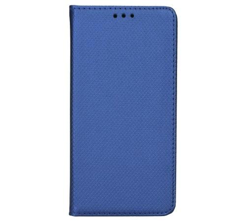 Smart Magnet flipové pouzdro Samsung Galaxy A8 2018 navy