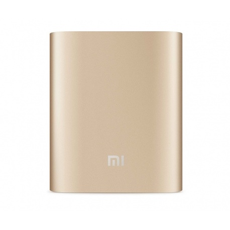 PowerBank Xiaomi Mi PRO 10000 mAh, gold