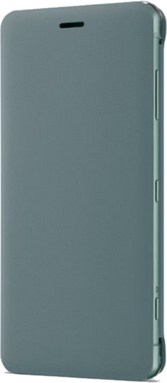 Sony Style Cover Flip SCSH50 Sony Xperia XZ2 Compact green