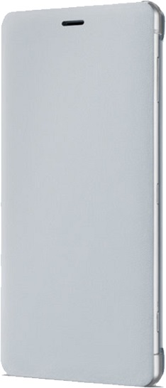 Sony Style Cover Flip SCSH50 Sony Xperia XZ2 Compact grey