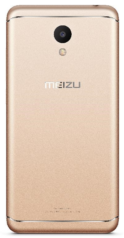 Mobilní telefon Meizu M6 Gold