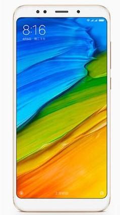 Xiaomi Redmi 5 Plus DualSIM Global 3GB/32GB Gold