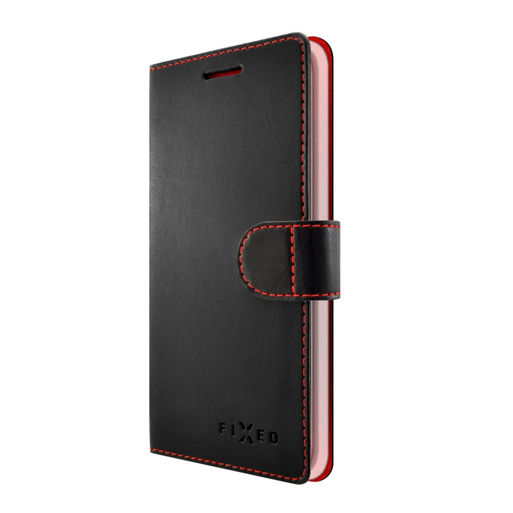 FIXED FIT flipové pouzdro Xiaomi Redmi 5 Global black