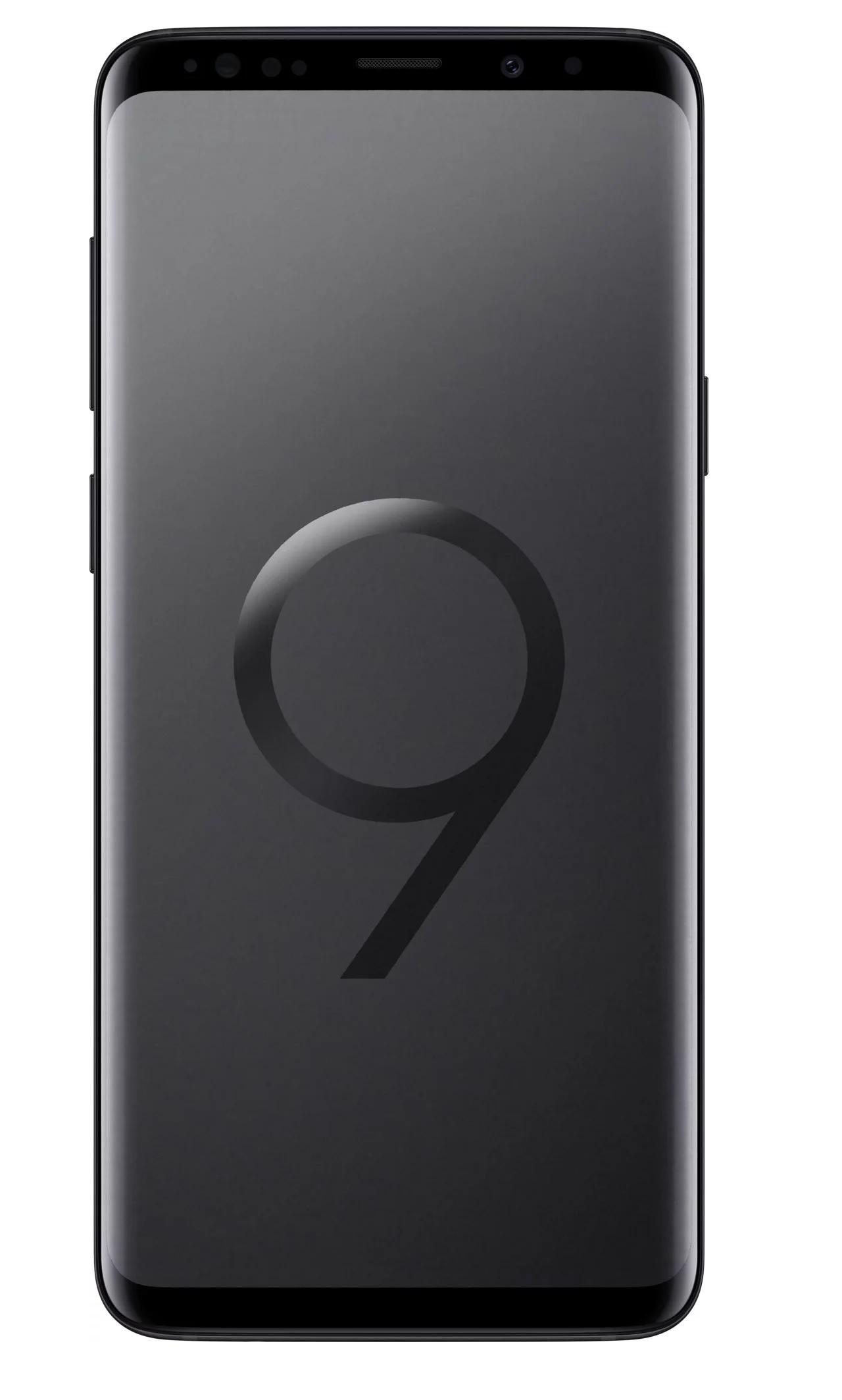 Samsung Galaxy S9+ SM-G965 256GB Dual SIM Black