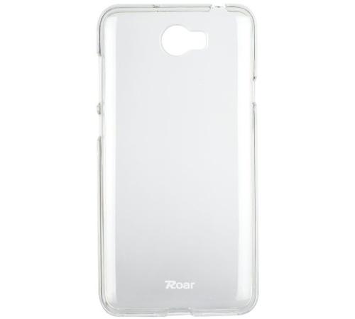 Kryt ochranný Roar pro Huawei Y5 II, Y6 II Compact, transparent