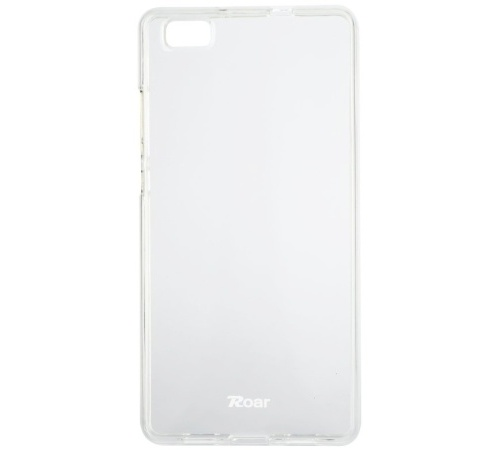 Kryt ochranný Roar pro Huawei P8 Lite, transparent