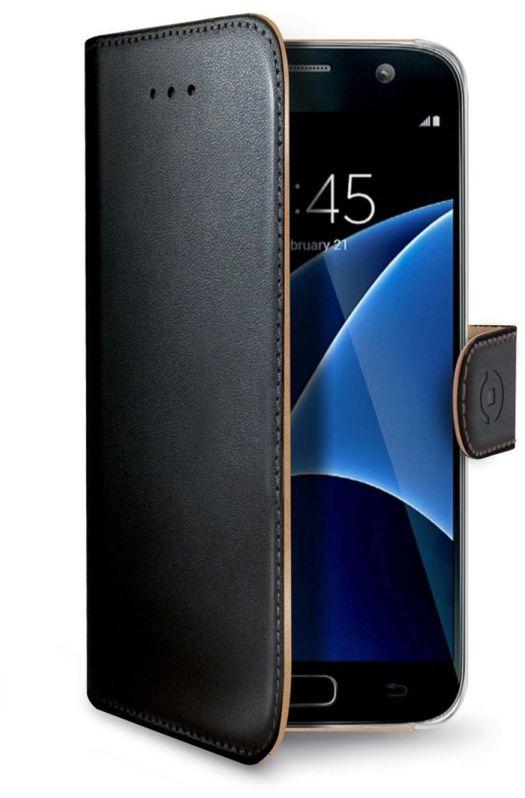 CELLY Wally flipové pouzdro Huawei P Smart black
