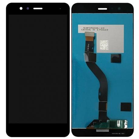LCD + dotyk + rámeček pro Huawei Nova OEM, black