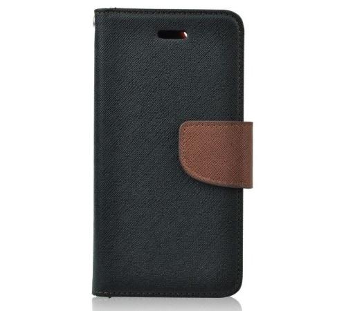 Mercury Fancy Diary flipové pouzdro pro Huawei Mate 10 Lite black/brown