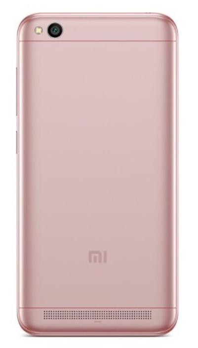 Mobilní telefon Xiaomi Redmi 5A Global 2GB/16GB Rose Gold
