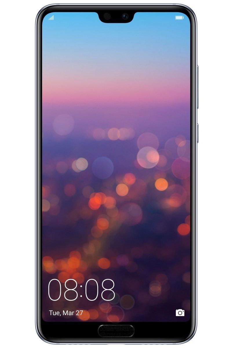 Mobilní telefon Huawei P20 Black