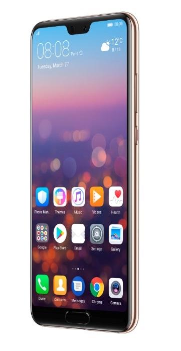 Smartphone Huawei P20 Pink