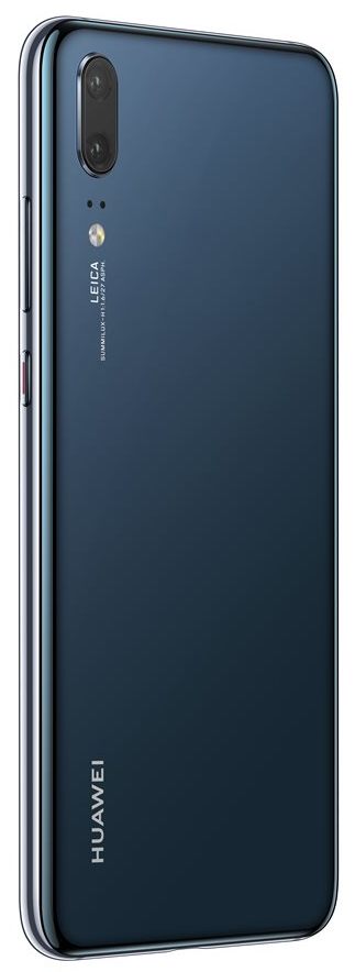 Elegantní smartphone Huawei P20 Blue
