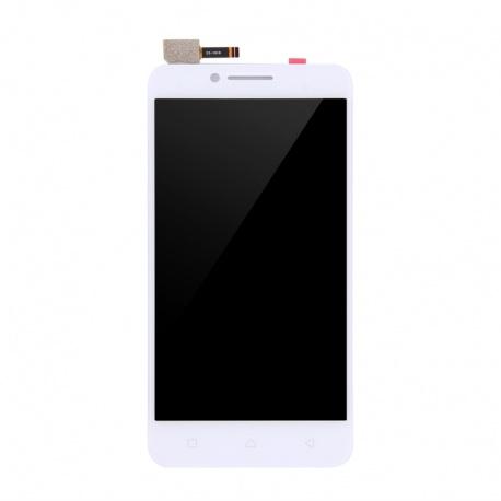 LCD + dotyk + rámeček pro Lenovo Vibe C, white