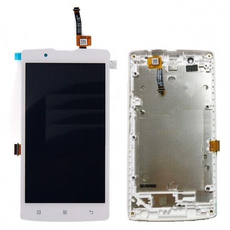 LCD + dotyková deska + rámeček Lenovo A2010, white