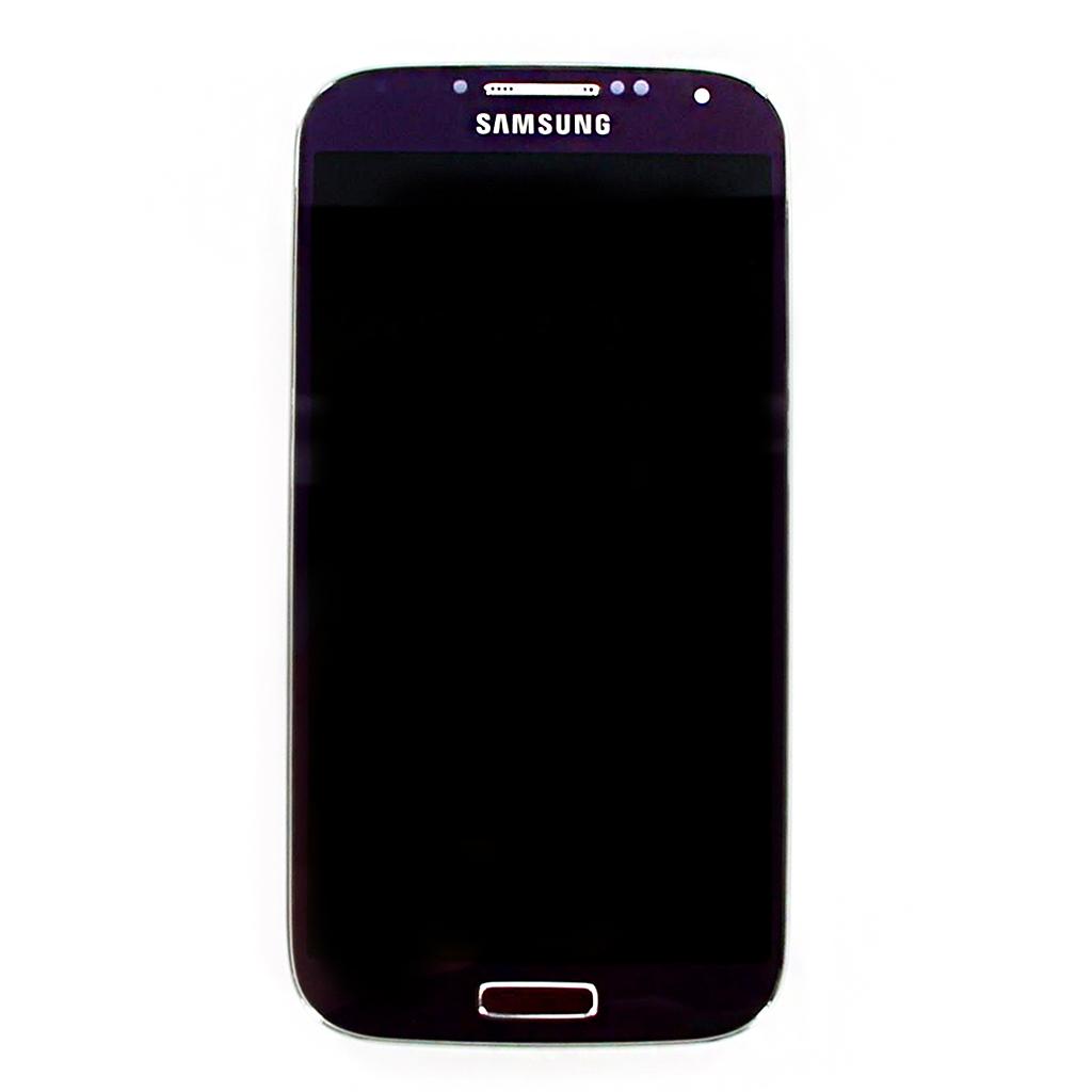 LCD + dotyková deska pro Samsung Galaxy S9 Plus, black (Service Pack)