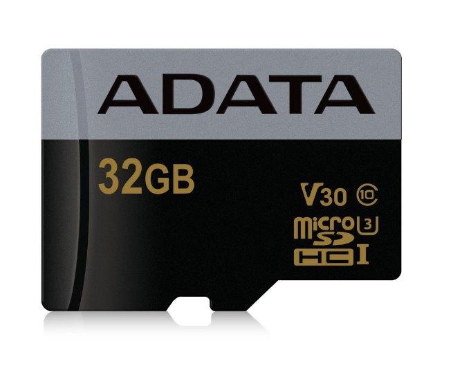 Paměťová karta ADATA Premier Pro 32GB microSDHC, UHS-I U3 V30G