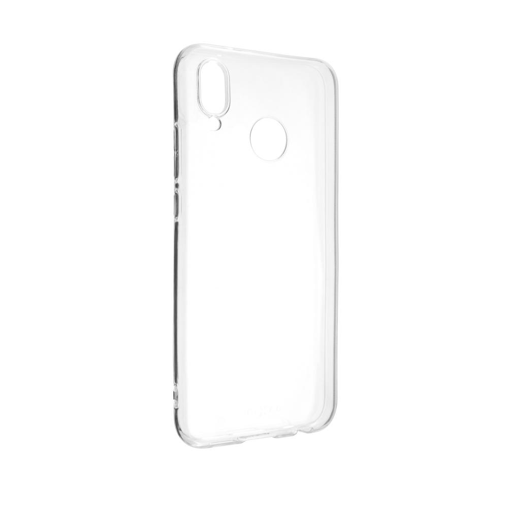 Ultratenké silikonové pouzdro FIXED Skin pro Huawei P20 Lite, čiré