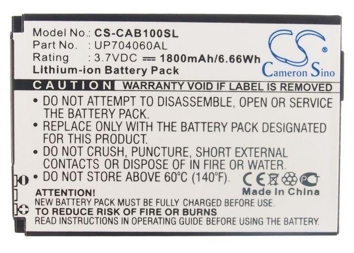 Baterie CS-CAB100S 1800mAh Li-Pol