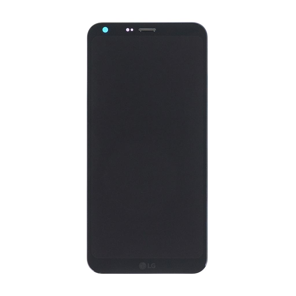 LCD + dotyk + př. kryt pro LG M700n Q6, black