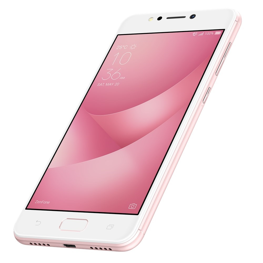 Mobilní telefon Asus Zenfone 4 Max ZC520KL 2GB/16GB Pink