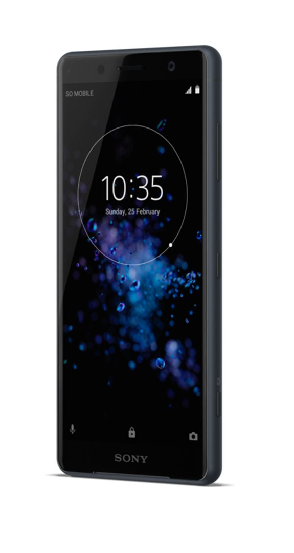 Mobilní telefon Sony Xperia XZ2 Compact H8324 Dual Sim Black