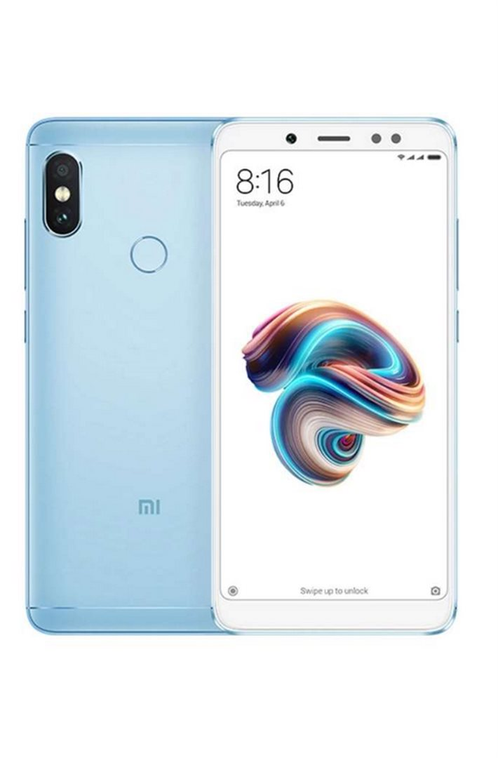 Mobilní telefon Xiaomi Redmi Note 5 Global 3GB/32GB Dual SIM Blue