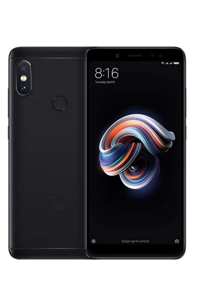 Mobilní telefon Xiaomi Redmi Note 5 Global 4GB/64GB Dual SIM Black
