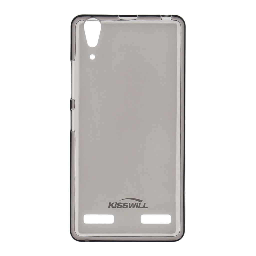 Silikonové pouzdro Kisswill pro Huawei P20 Lite, Black