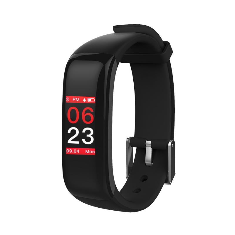 Smart náramek CARNEO U7 FIT+ s měřením krevního tlaku