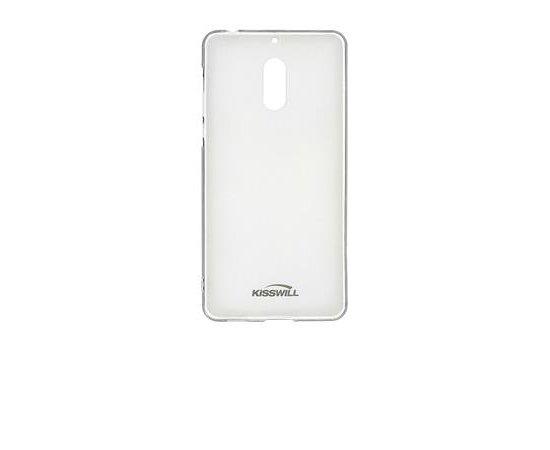 Silikonové pouzdro Kisswill pro Asus ZenFone Max Plus ZB570TL, Transparent