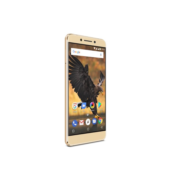 Mobilní telefon Allview P8 Pro Dual SIM Gold