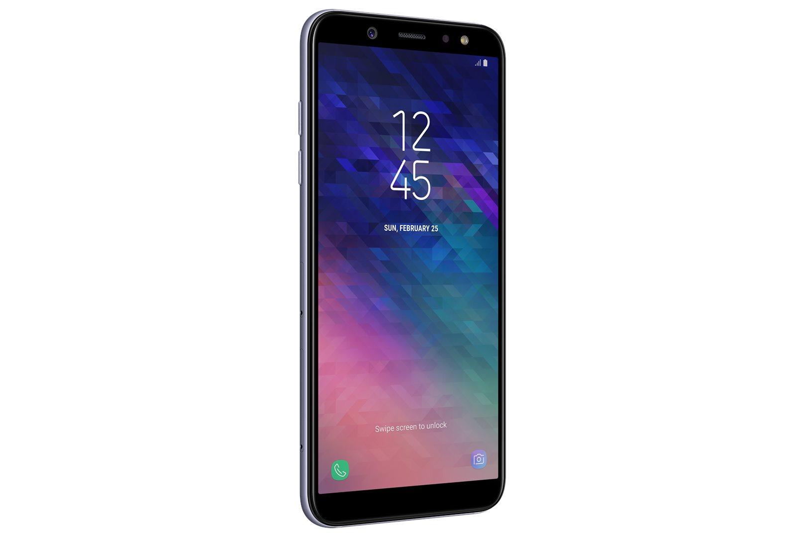 Dotykový telefon Samsung Galaxy A6