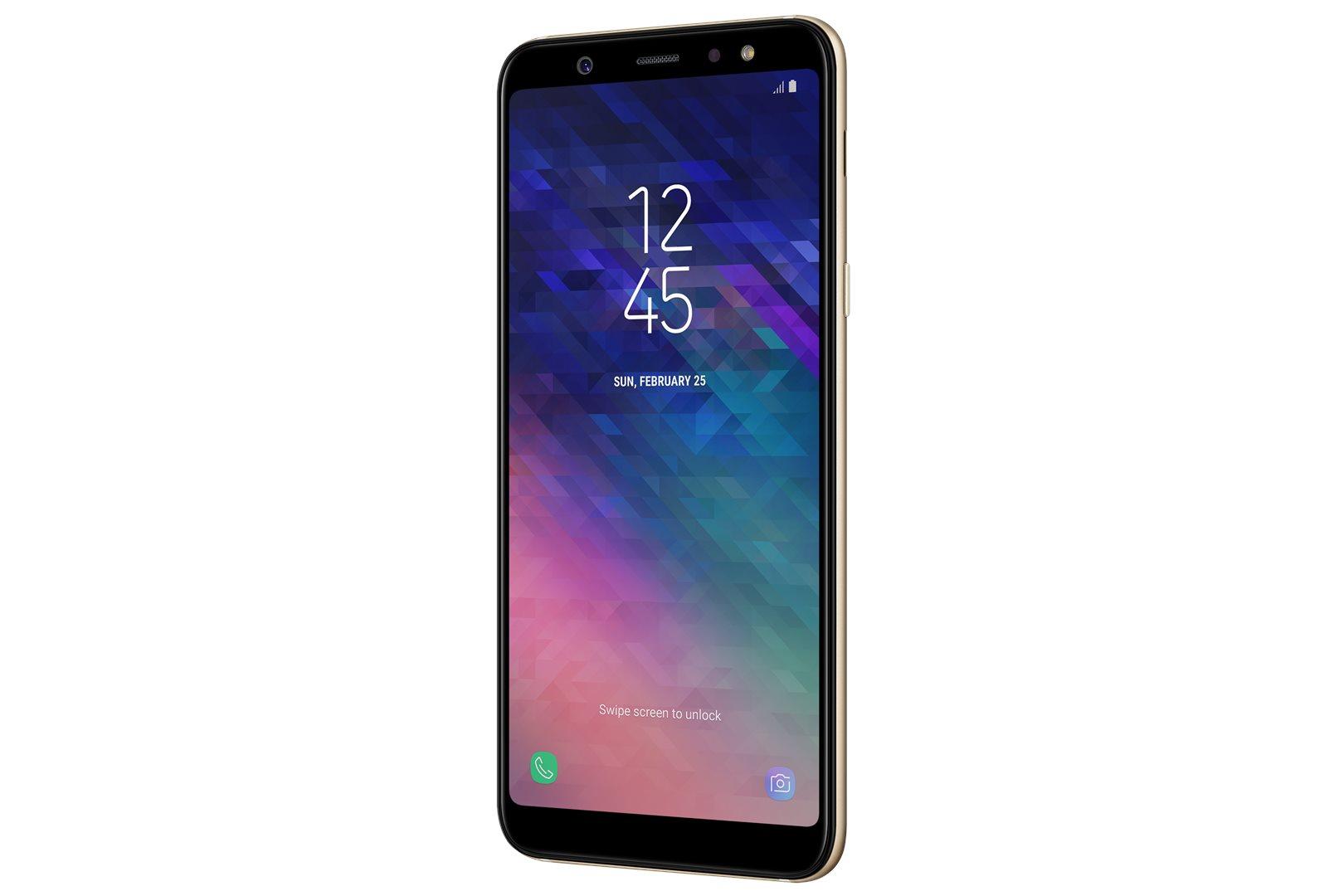 Smartphone Samsung Galaxy A6+