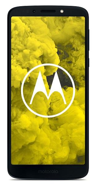 Stylový telefon Motorola Moto G6 Play