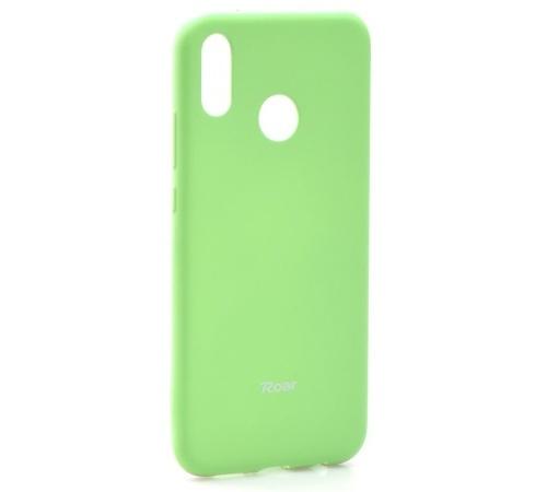 Pouzdro Roar Colorful Jelly Case pro Huawei P20 Lite, limetková