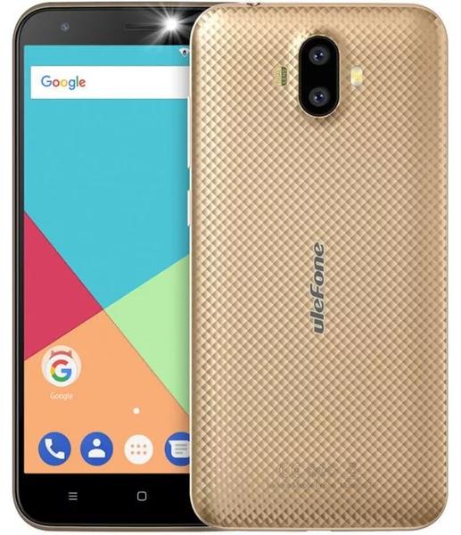 UleFone S7 Pro 2GB/16GB zlatá