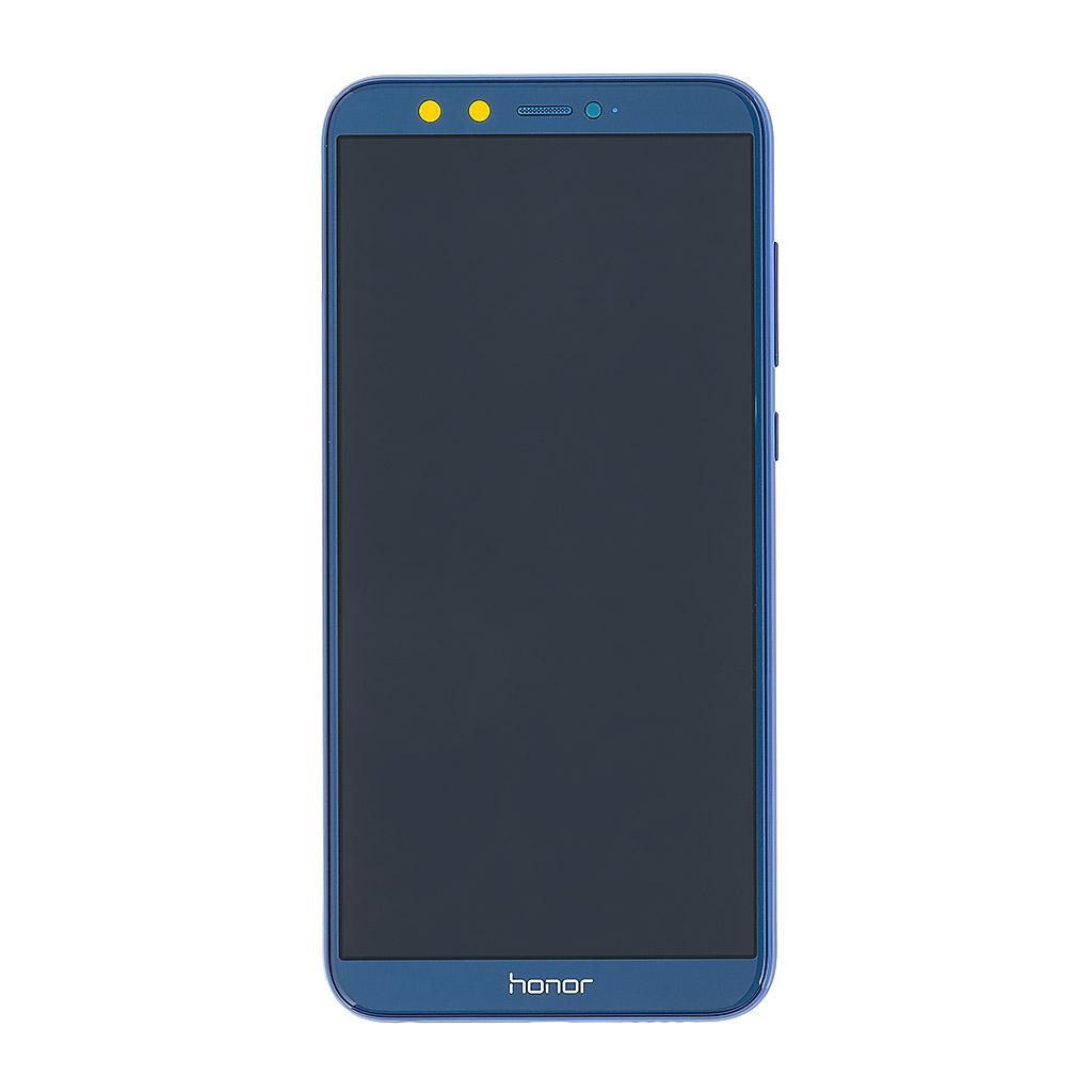 LCD + dotyk + přední kryt pro Honor 9 Lite, blue (Service Pack)