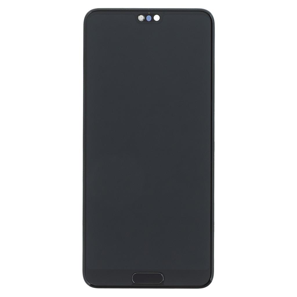 LCD + dotyk + pro Huawei P20, black (Service Pack)