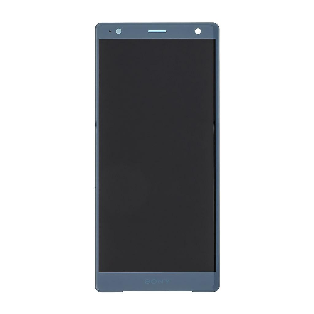 LCD + dotyk + pro Sony Xperia XZ2, green (Service Pack)