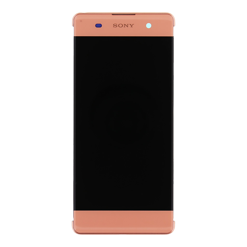 LCD + dotyk + pro Sony Xperia XZ2 Compact, pink (Service Pack)