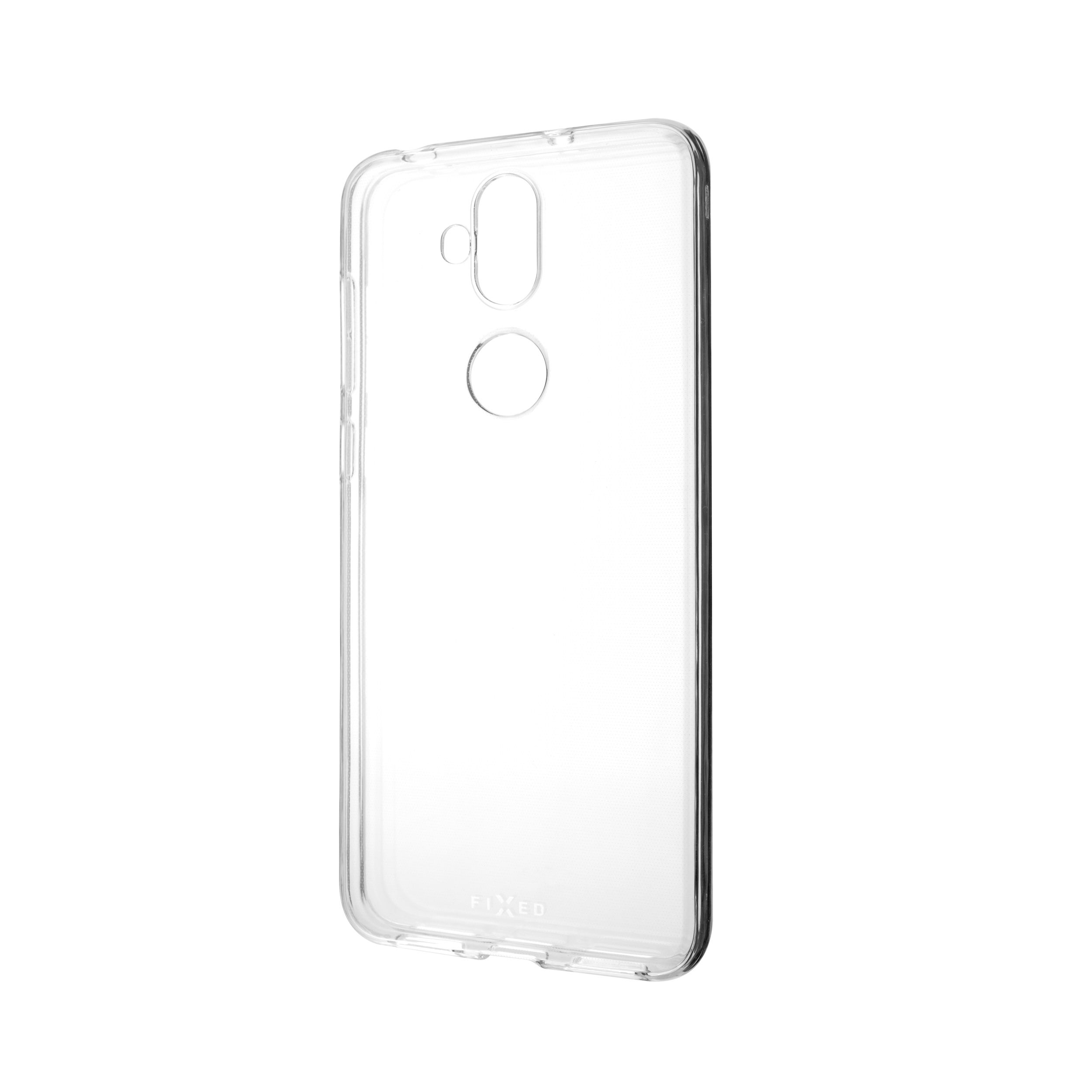 Silikonové pouzdro FIXED pro ASUS ZenFone 5 Lite (ZC600KL), čiré
