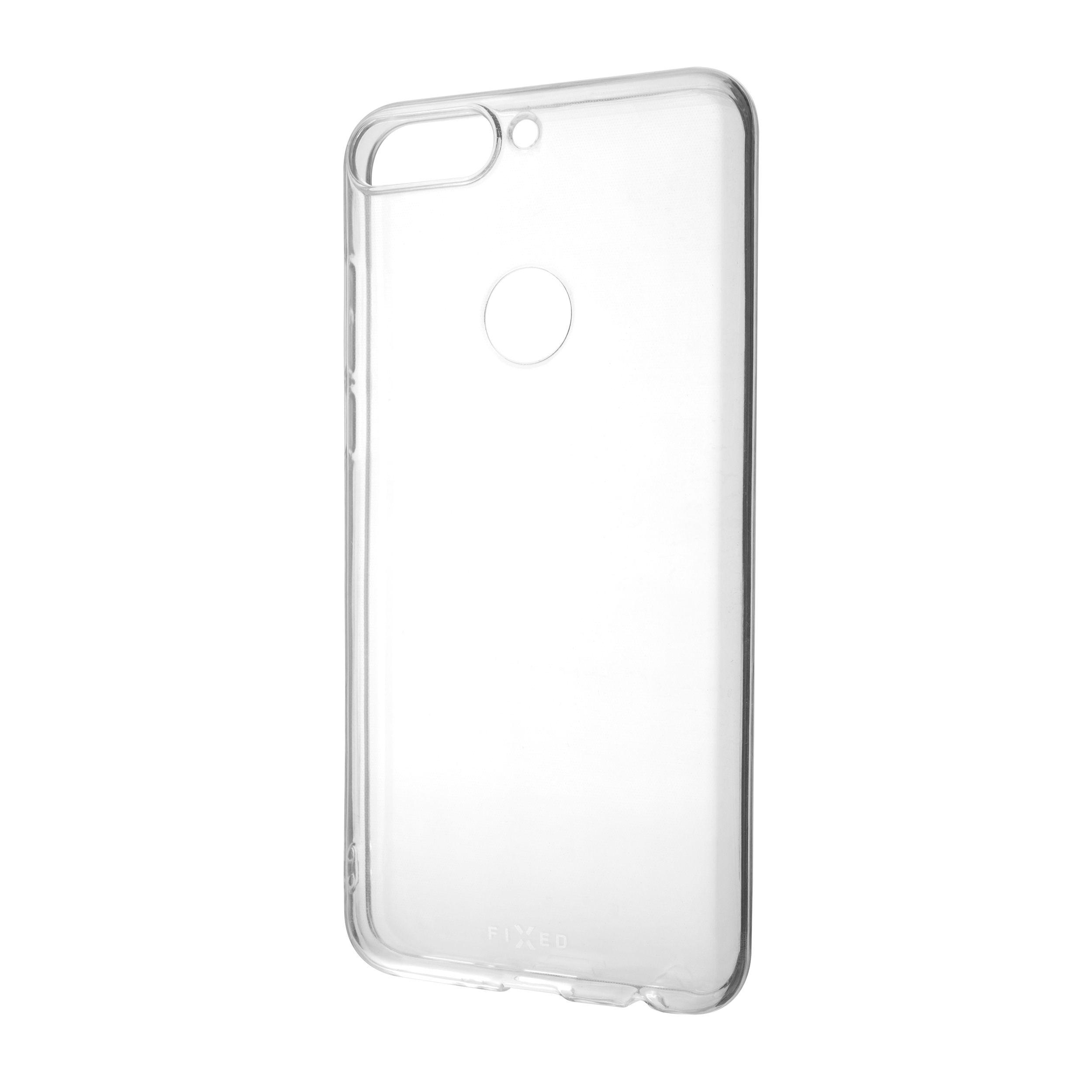 FIXED Skin ultratenké pouzdro pro Honor 7C, čiré