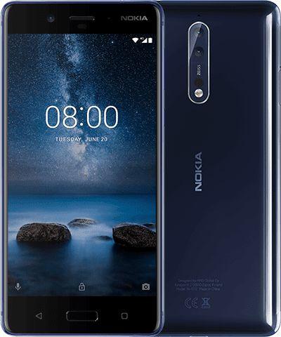 Chytrý telefon Nokia 8 Sirroco