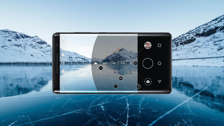 Smartphone Nokia 8 Sirroco