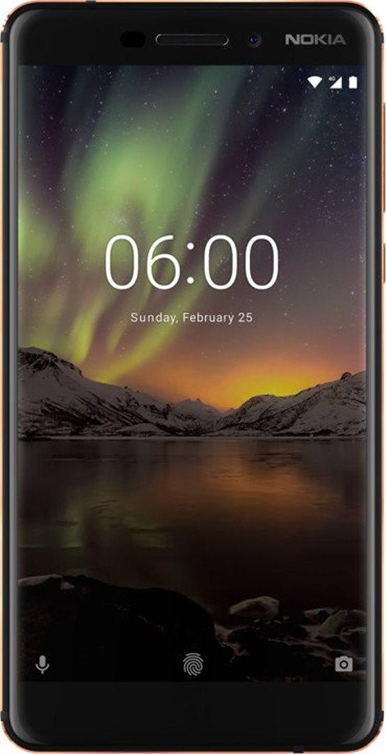 Dotykový telefon Nokia 6.1 DualSIM