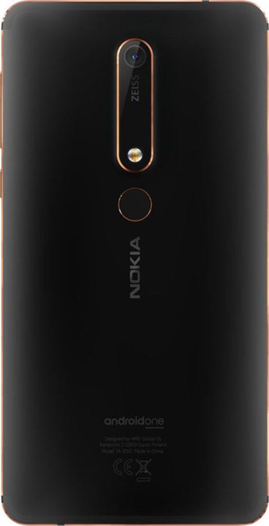 Stylový telefon Nokia 6.1 DualSIM
