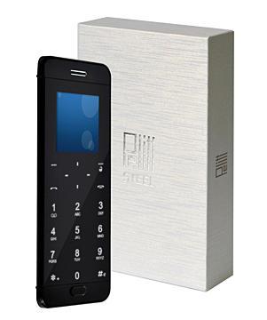 Tlačítkový telefon Pelitt Steel