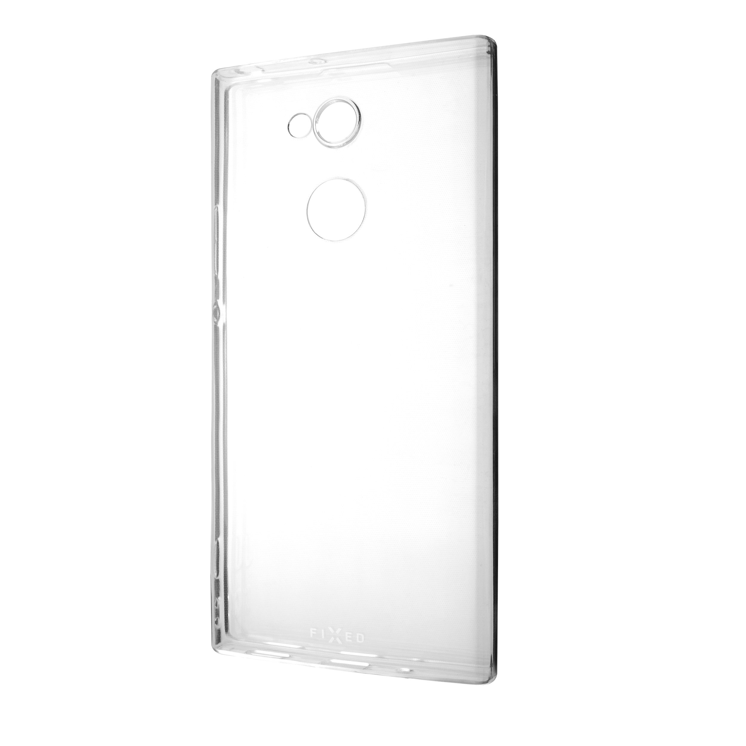Silikonové pouzdro FIXED pro Sony Xperia XA2 Ultra, čiré